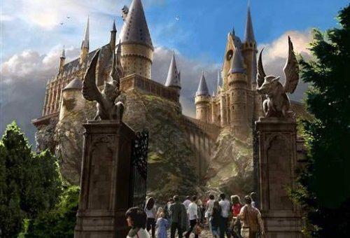 Apre il parco a tema di Harry Potter