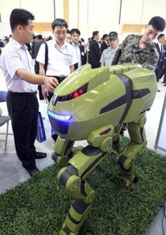 Sentinelle Robot per la Corea del Sud