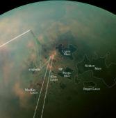 Sabbie elettriciche modellano la superficie di Titano