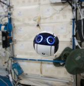 Attivato Int-Ball, il drone della Stazione Spaziale Internazionale
