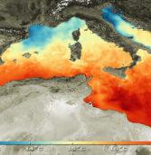 Mediterraneo, specchio dei cambiamenti climatici