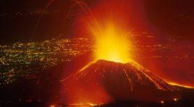 Il gas Radon funziona come tracciante dell'attività eruttiva