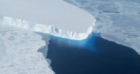 Distacco Iceberg Larsen C, Greenpeace: «Oggi imperativo è implementare il prima possibile l'Accordo di Parigi»