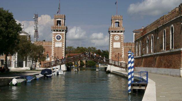 Venezia invasa dai pesci robot