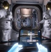 La Realtà Aumentata sulla Stazione Spaziale Internazionale