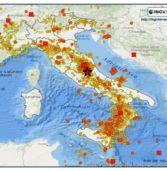 2017: un anno di terremoti in Italia