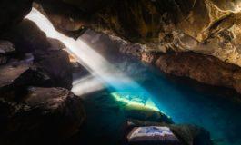 La temperatura della roccia sotterranea nelle montagne sta cambiando molto rapidamente