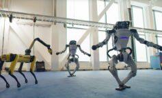 I robot di Boston Dynamics ballano e la rete impazzisce