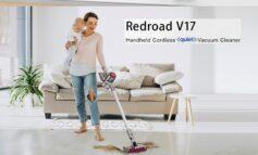 Redroad V17 - Il progresso silenzioso dell'aspirapolvere intelligente