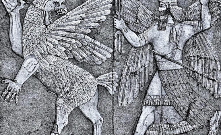 Archeomagnetismo in Medio Oriente e il campo magnetico terrestre di 8.000 anni fa.