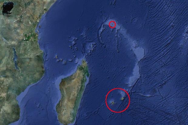 Mauritia, il continente sommerso