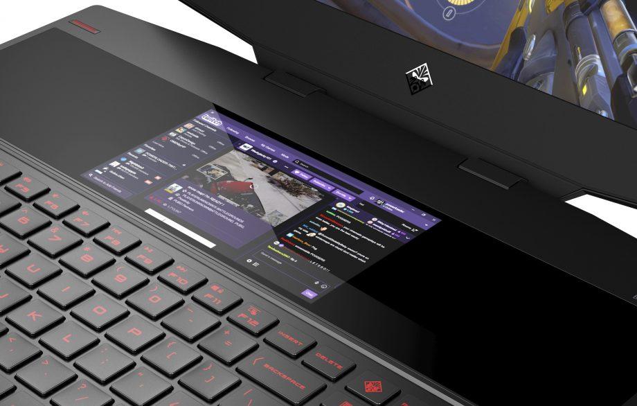 Immagine del portatile HP Omen XS2